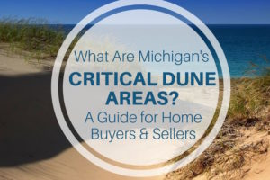 What are Michigan's Critical Dune Areas