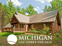 how to sell my michigan log home