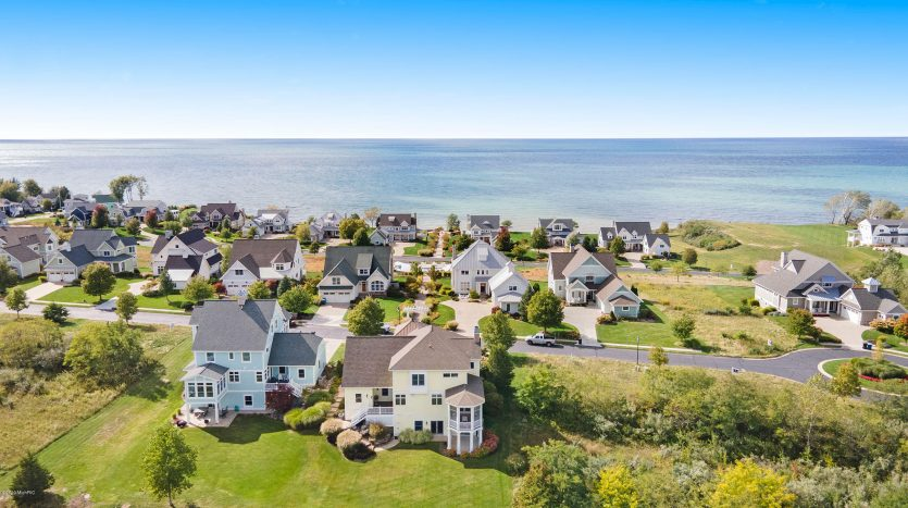real estate in South Haven's Boardwalk community